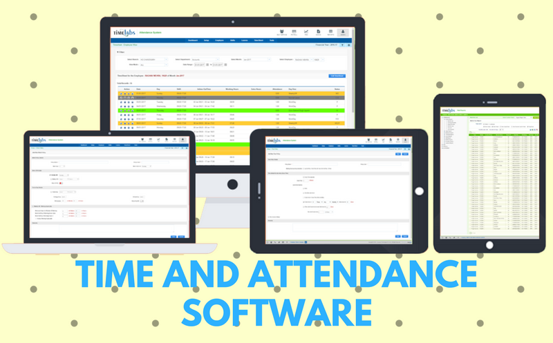 Time-Attendance-Software
