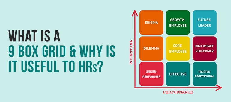 What Is a 9 Box Grid And Why Is It Useful To HRs
